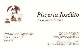 Pizzeria Josélito